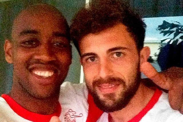 Fernandes und Mehmedi senden Grüße aus Porto Seguro