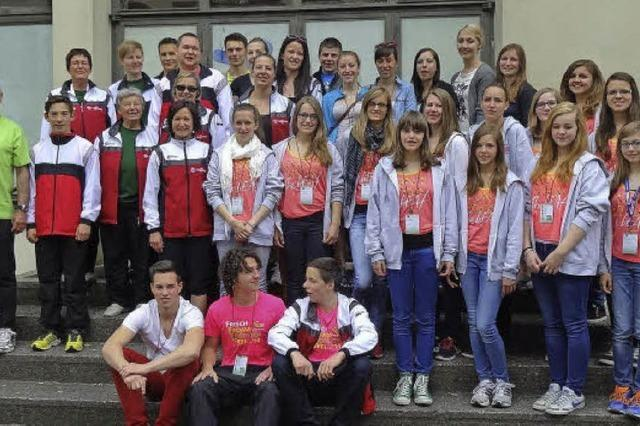 Ein Fest der Freude im Breisgau