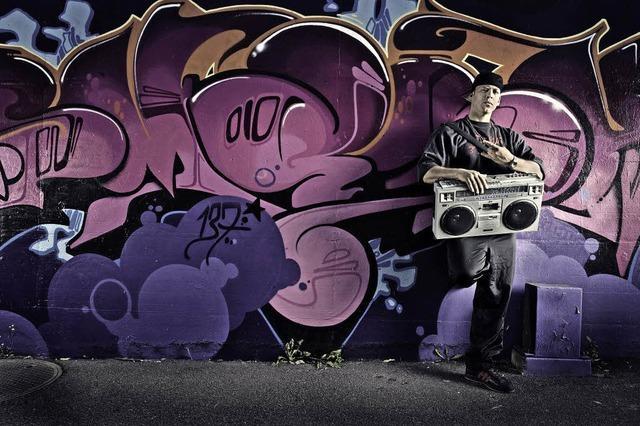 Leimental Open Air mit Mundart-Rapper Black Tiger