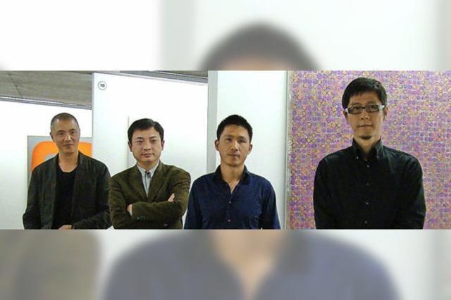 Chinesische Moderne in der Sammlung Hurrle
