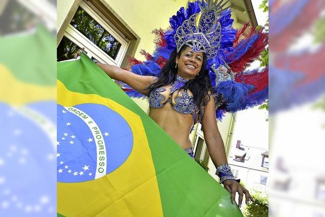 Brasilien wird Weltmeister – gerne mit Bohneneintopf