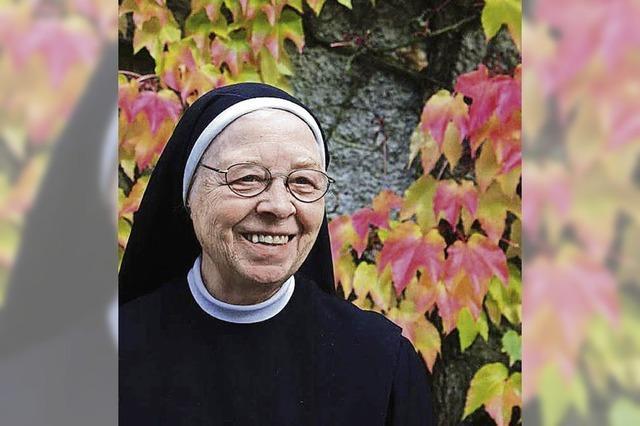 Schwester Edith aus dem Kloster St. Lioba: Eine einzige Liebesgeschichte