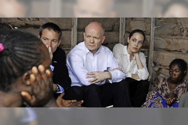 Angelina Jolies Kampf gegen sexuelle Gewalt:
