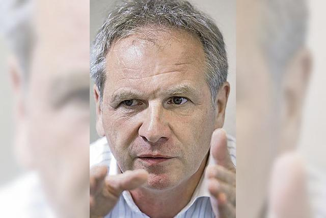 Gall warnt Jugend vor Rauschgift