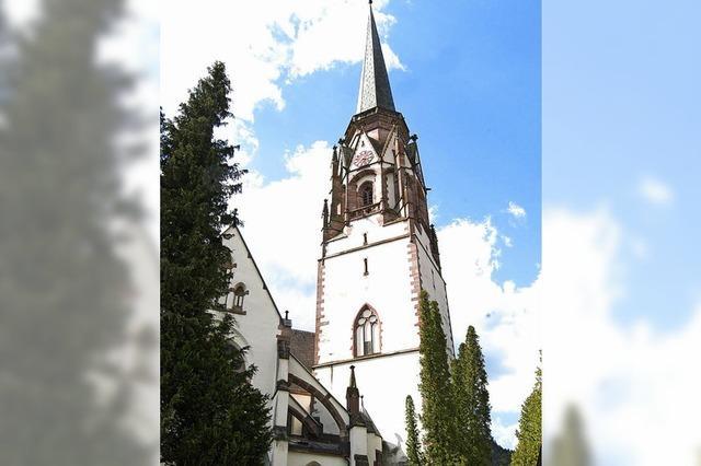 Im Jahr 1164 zur Pfarrei erhoben