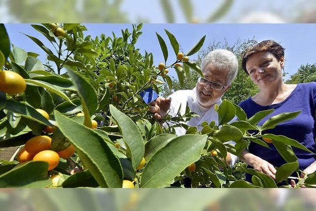 Feier zum 100-Jährigen des Botanischen Gartens