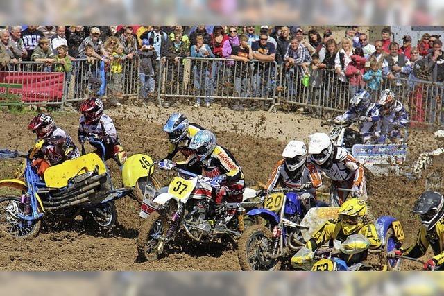 Motocross-Elite startet in Schopfheim