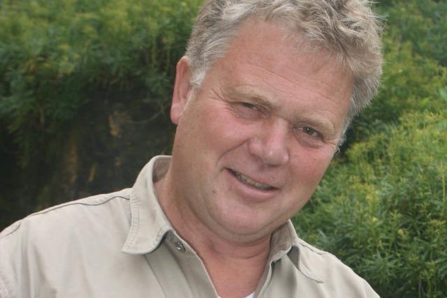 Star-Winzer Bernhard Huber ist gestorben
