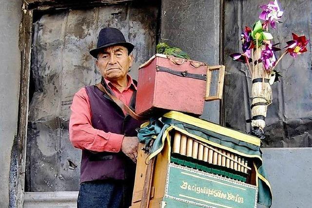 Waldkircher helfen Orgelfreund in Chile