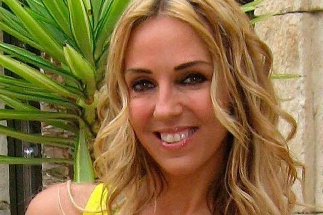 Sängerin Loona kommt zur Beach-Party Freiamt