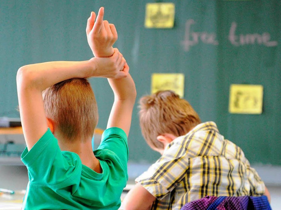 Im deutschen Bildungssystem gibt es Ge...1;  und immer noch zu viele Verlierer.  | Foto: dpa