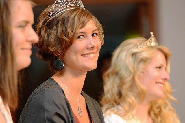Josefine Schlumberger ist neue Badische Weinkönigin