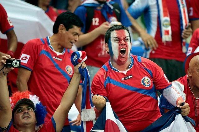 Costa Rica will weiter überraschen –