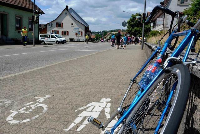 Slow-up: 32 Kilometer Gemütlichkeit