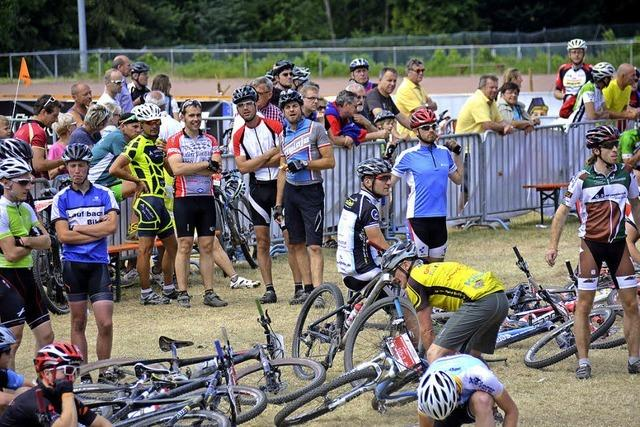 Erstes 24-Stunden-Mountainbike-Rennen in Offenburg