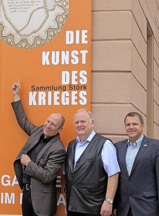 Fingerzeig: Nur noch  bis 20.  Juni is...hm Oberbürgermeister Klaus Holaschke.     Foto: zvg