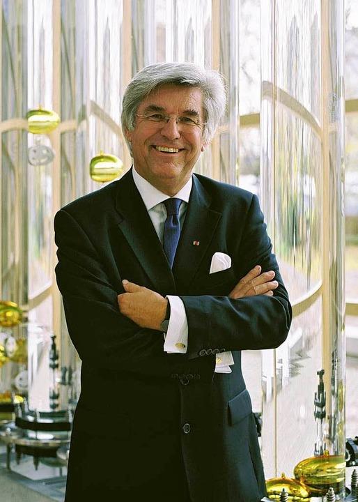 Franz Daschner  | Foto: viamedica - Stiftung für eine gesunde Medizin