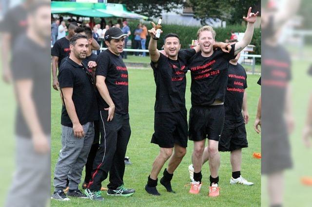 FC Schönau bleibt Aufstieg in die Landesliga verwehrt