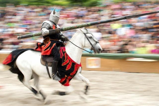 Zeitreise ins Mittelalter