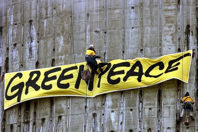 Greenpeace macht Verluste bei Spekulationen gegen den Euro