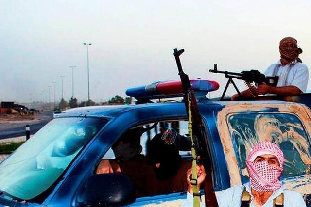 USA setzen Kopfgeld auf Isis-Anführer aus