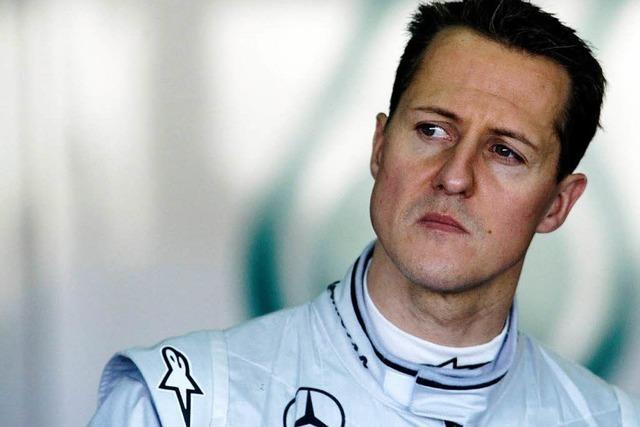 Chronologie: Schumachers Unfall und Genesung