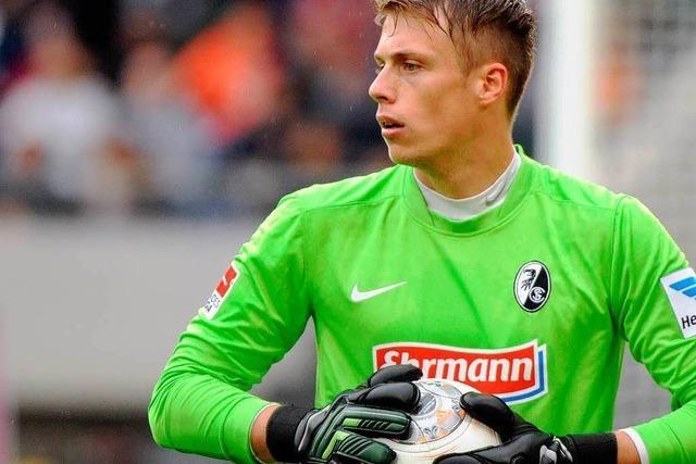 SC Freiburg leiht Torwart Schwolow an Drittligist Bielefeld aus