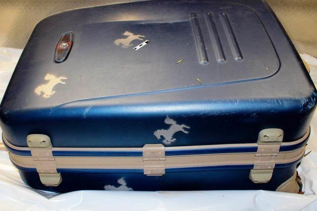 Koffer-Leichen: Polizei nimmt Verdächtigen fest