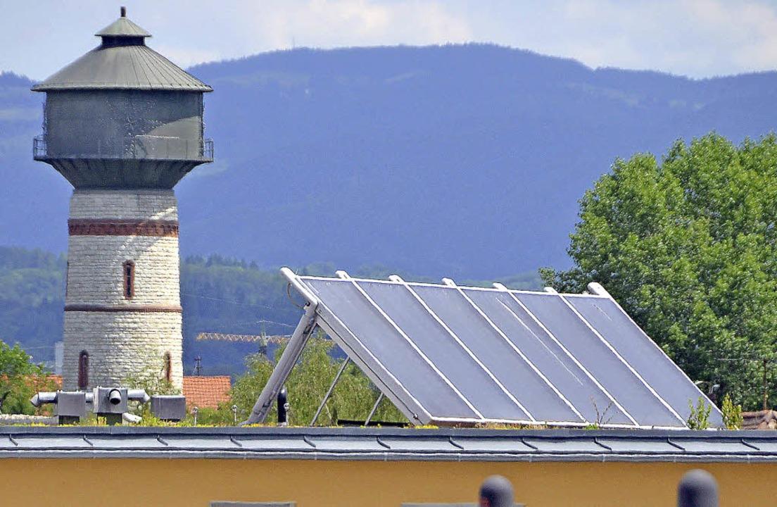 Damit Rheinfelden Fortschritte als Ene...r setzt deshalb auf einen Masterplan.     Foto: Ingrid Böhm-Jacob