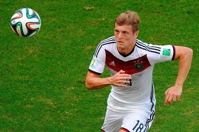 Stabil und bescheiden: Gut, dass das deutsche Team nicht abhebt