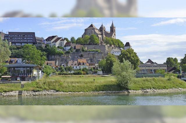 Die Stadt Breisach feiert 850 Jahre Stadtpatrone