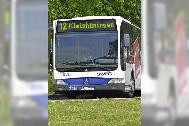 Neue Busroute – Ortschaftsrat macht sich ein Bild der Situation