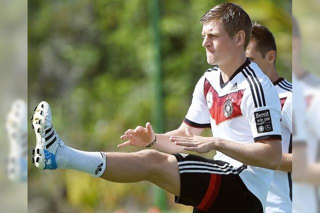 Die erstaunliche Wandlung des Bayern-Spielers Toni Kroos