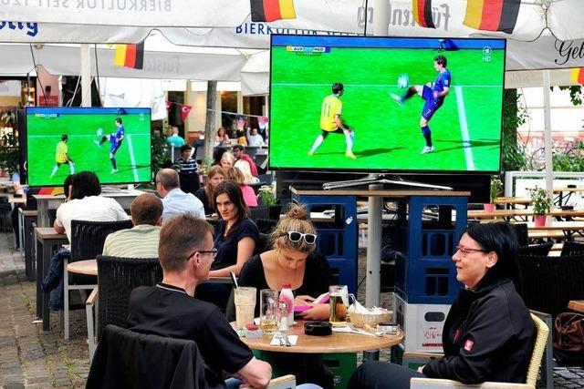 Unterschiedliche Fernsehsignale: Verzögerung bei WM-Übertragung