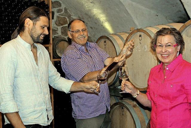 Das Weingut Winzerhof Linder feiert sein 25-jähriges Bestehen