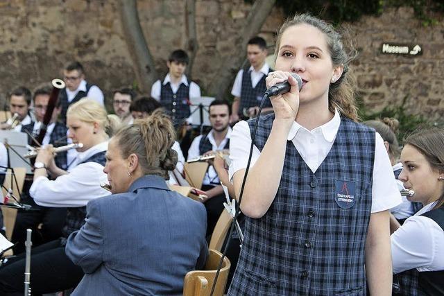 Premiere für Jana Band