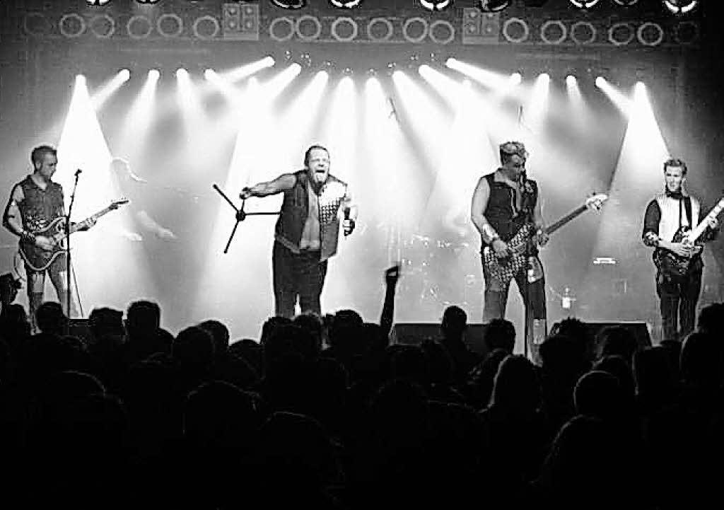 Rammstein Cover Band Randstein kommt zum Rock am