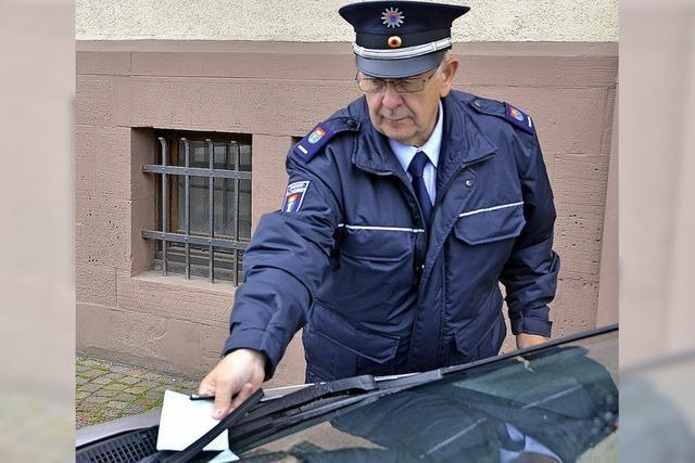 Kandern möchte Gemeindesheriff engagieren