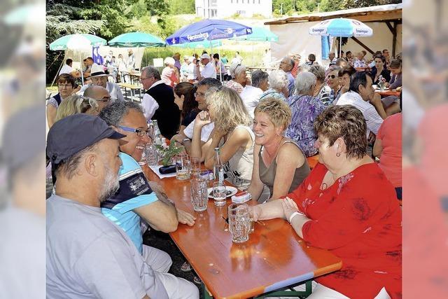 2015 gibt es ein gemeinsames Sommerfest
