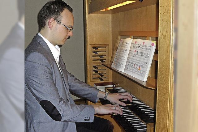 Von Orgel zu Orgel unterwegs – und als Höhepunkt gibt's Bach