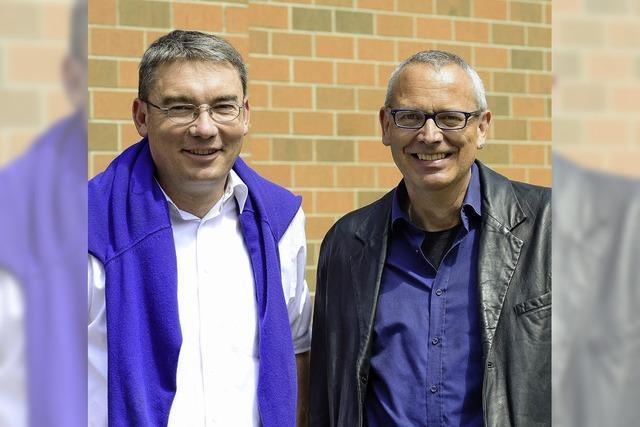 Wechsel in der JVA: Andreas Mähler löst Philipp Fuchs als katholischen Gefängnisseelsorger ab