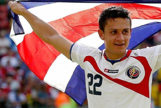 Costa Rica düpiert Italien – England draußen