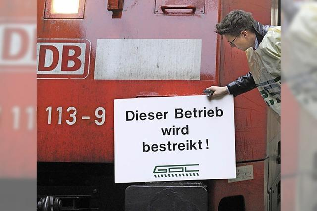 Streiks bei Bahn drohen ab Juli