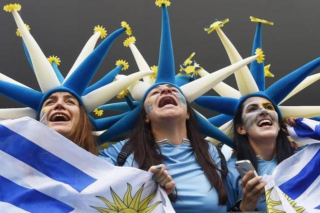 Latinos rocken die WM
