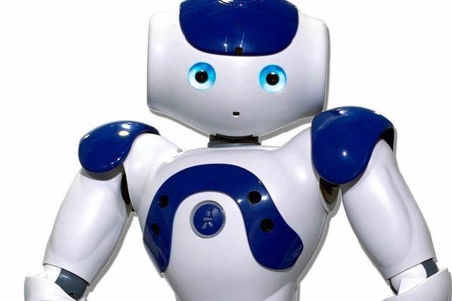 Wissenschaftler wollen Roboter menschlich machen