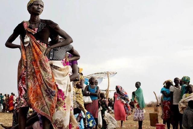 Mehr als 50 Millionen Menschen sind auf der Flucht