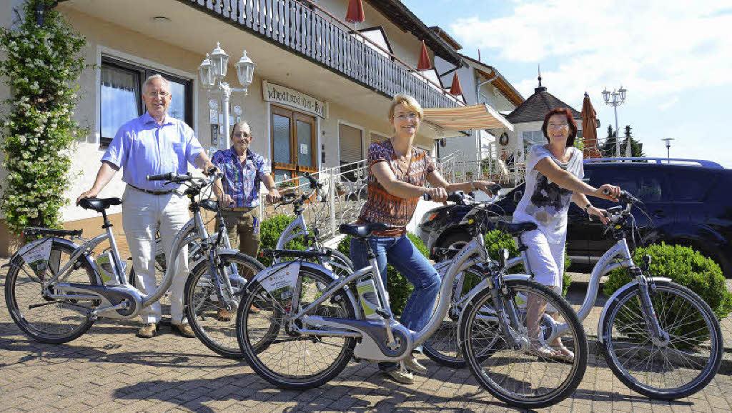 e bikes sind der richtige weg m llheim badische zeitung. Black Bedroom Furniture Sets. Home Design Ideas