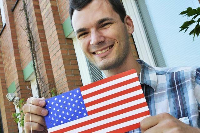 Hamburger, Cola und wenig Hoffnung - was sagt ein Amerikaner zum US-Team?