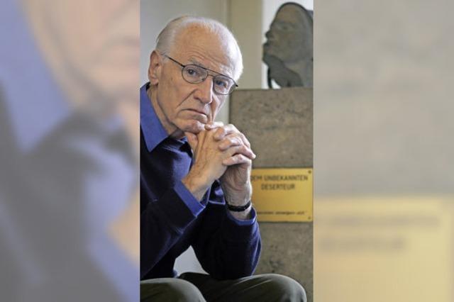 Wehrmachtsdeserteur Ludwig Baumann - ein Leben für die Fahnenflucht