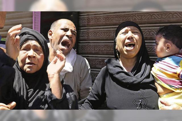 Militär-Regierung geht mit drakonischen Strafen gegen die Muslimbruderschaft vor